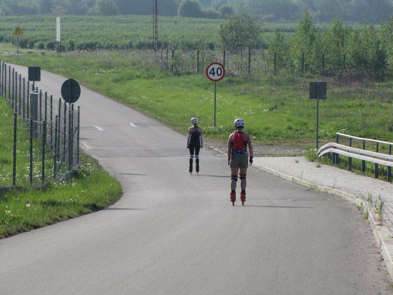 Trasa rolkowa 3 – Zaczernie – Nowa Wieś