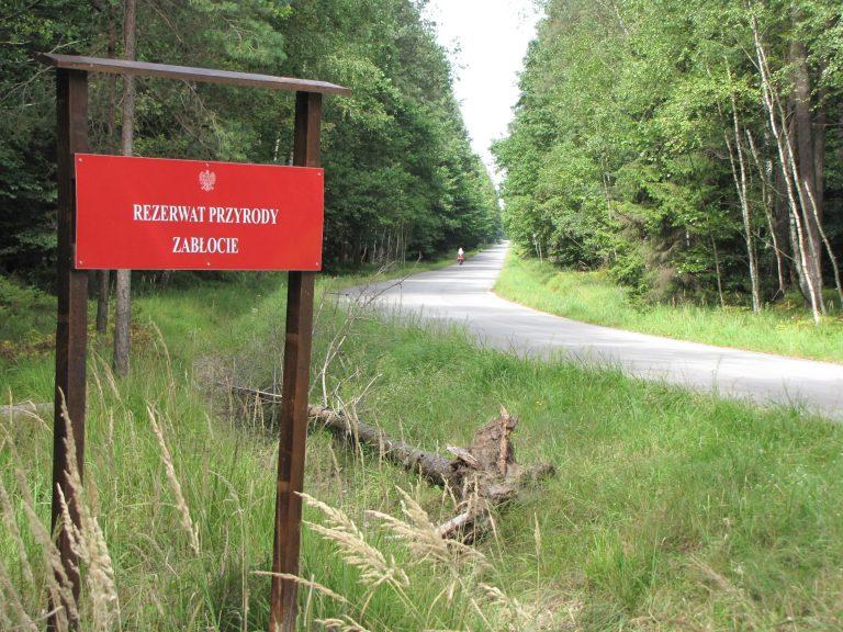 Trasa 9 – Bratkowice – Rezerwat